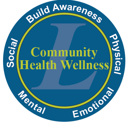 Community Health Wellness Logo